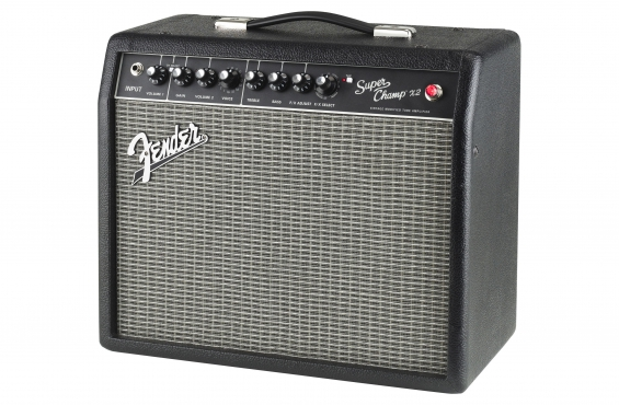 Fender Super Champ X2: 1
