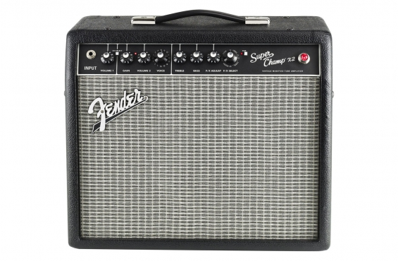 Fender Super Champ X2: 3
