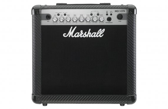 Marshall MG15CFX: 1