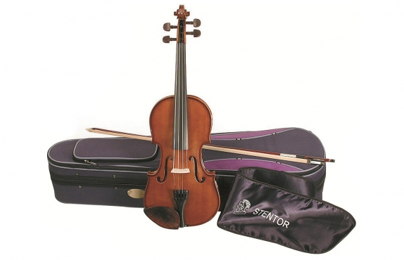 Stentor 1400/A Student I Violin outfit 4/4: 2