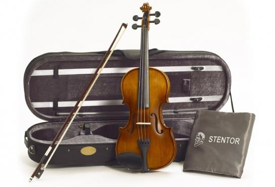 Stentor 1542/A Graduete Violin outfit 4/4: 3