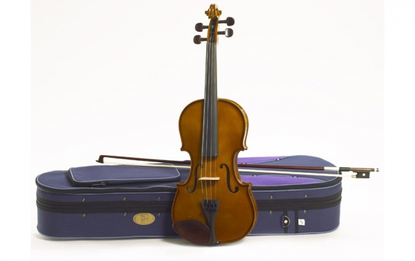 Stentor 1400/E Student I Violin OUTFIT 1/2: 2