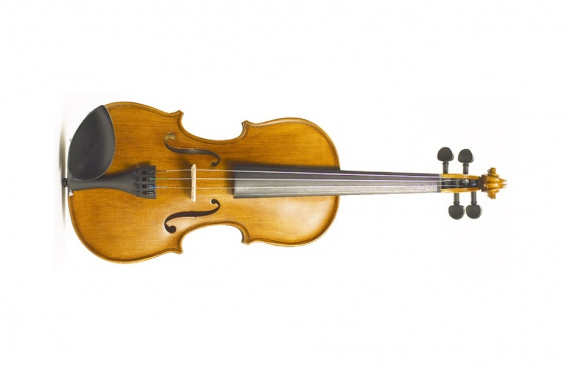Stentor 1500/G Student II Violin OUTFIT 1/8: 1