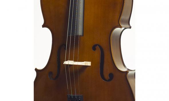 Stentor 1108/E Student II Cello OUTFIT 1/2: 3