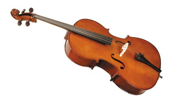 Stentor 1102/A Student I Cello OUTFIT 4/4: 1