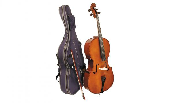 Stentor 1102/E Student I Cello OUTFIT 1/2: 2