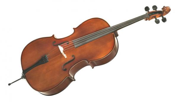 Stentor 1108/A Student II Cello OUTFIT 4/4: 1