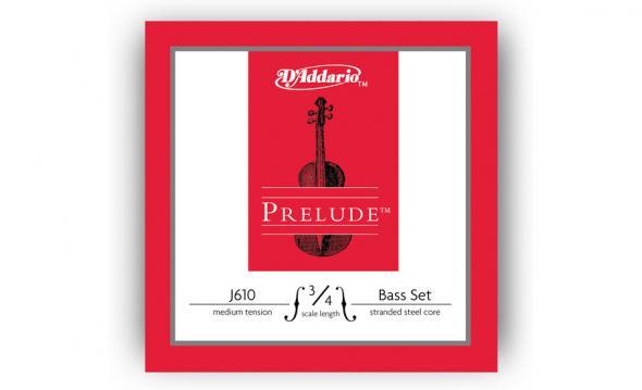 D`Addario J610 3/4M Prelude 3/4M: 1