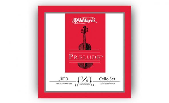 D`Addario J1010 3/4M Prelude 3/4M: 1