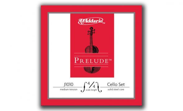 D`Addario J1010 4/4M Prelude 4/4M: 1