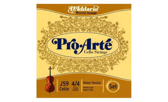D`Addario J59 4/4H Pro Arte 4/4H: 1
