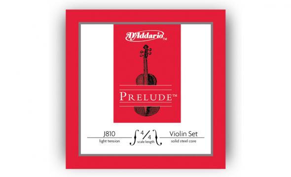 D`Addario J810 4/4L Prelude 4/4L: 1