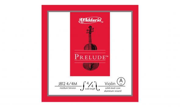 D`Addario J812 4/4M Prelude A 4/4M: 1