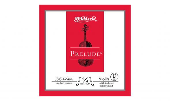 D`Addario J813 4/4M Prelude D 4/4M: 1