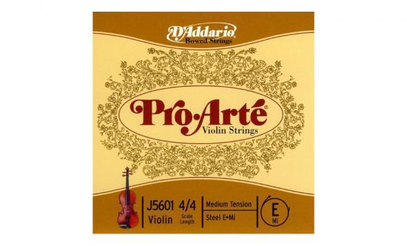 D`Addario J5601 4/4M Pro Arte E 4/4M: 1