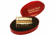 Hohner Double Puck Harmonicas