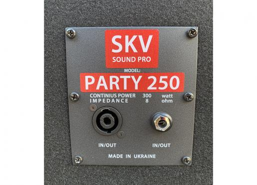 SKV Party 250: 4