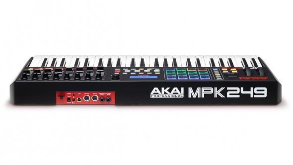 Akai MPK 249 MIDI: 2