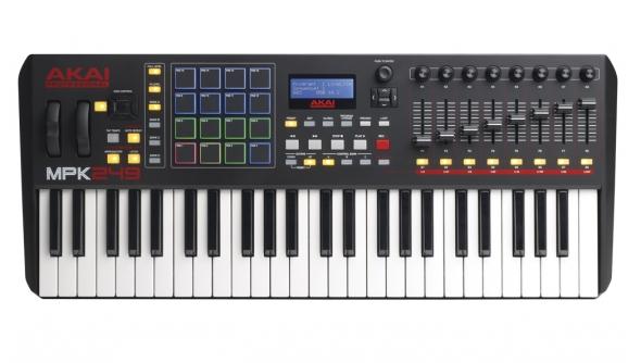 Akai MPK 249 MIDI: 1