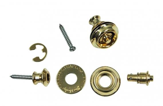 Dunlop SLS1034G DUAL DESIGN GOLD: 2