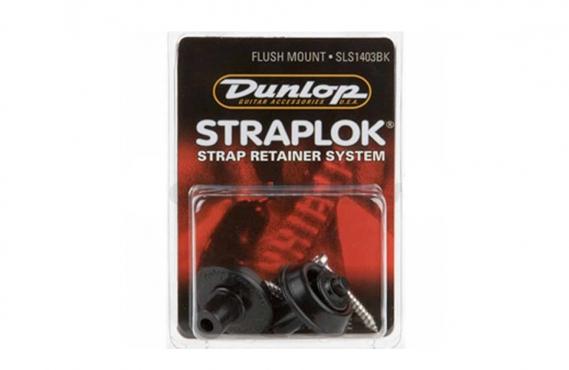 Dunlop SLS1403BK FLUSHMOUNT DESIGN BLACK: 1