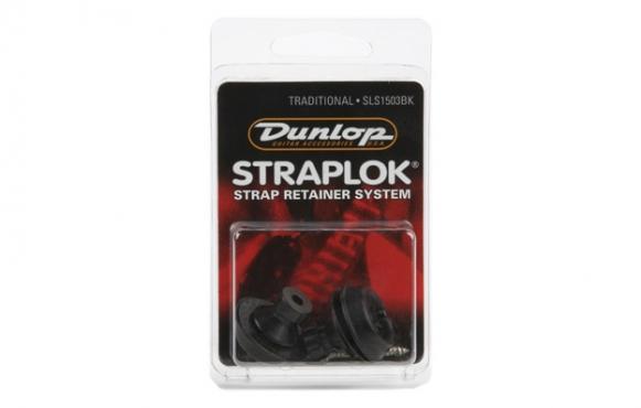Dunlop SLS1503BK TRADITIONAL DESIGN BLACK: 1