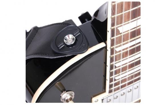 Dunlop 7007J ERGO LOCK STRAP: 2
