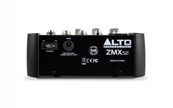 Alto Professional ZMX52: 3