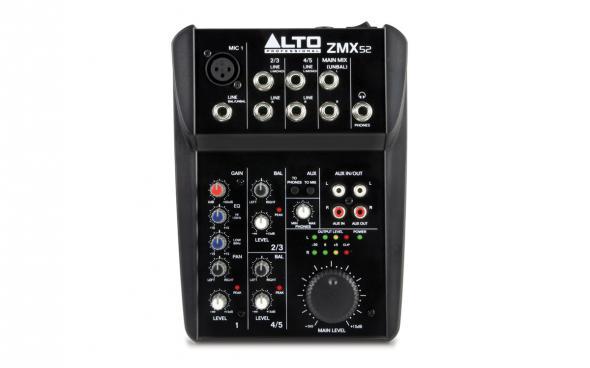 Alto Professional ZMX52: 2