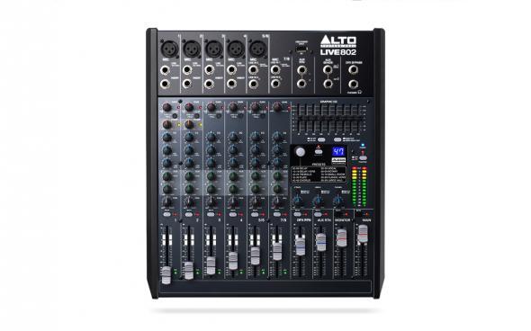 Alto Professional LIVE 802: 2