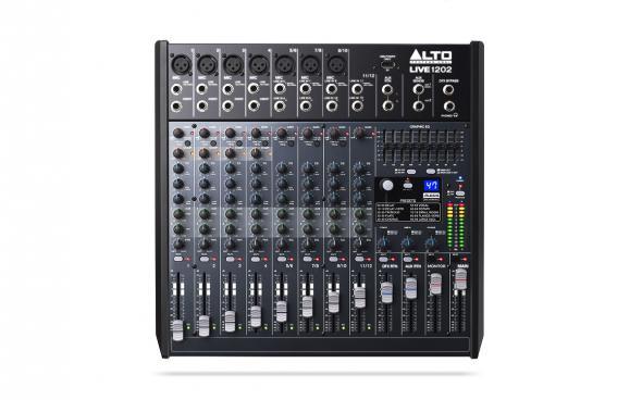 Alto Professional LIVE1202: 3