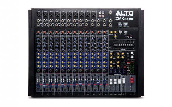 Alto Professional ZMX164FX USB: 2