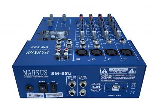 Markus SM62U: 3
