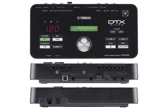 Yamaha DTX522K: 2