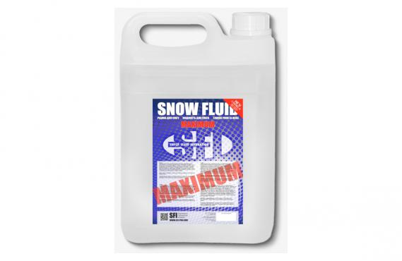 SFI Snow Maximum: 1