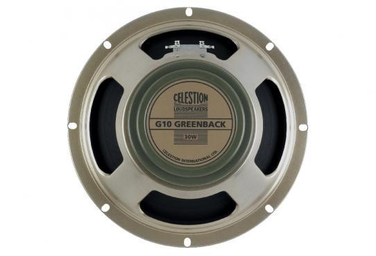 Celestion G10 GREENBACK: 1