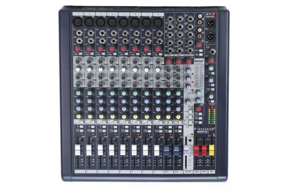 Soundcraft MFXi 8/2: 1