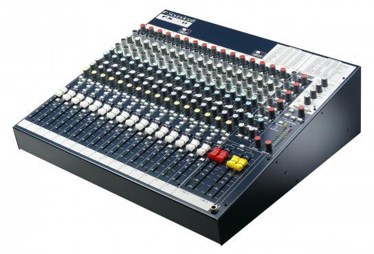 Soundcraft FX16II: 1