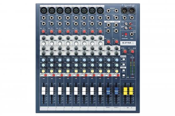 Soundcraft EPM8: 1