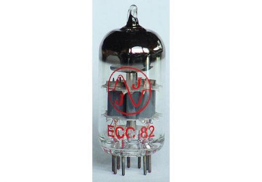 JJ Electronic ECC82 (12AU7): 2
