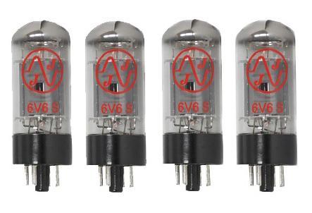 JJ Electronic 6V6s (подобранная 4-ка): 1