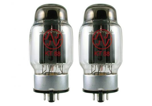 JJ Electronic KT88 (подобранная пара): 1