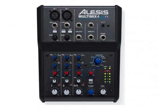 Alesis Multimix 4 USB FX: 1