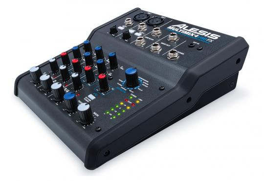 Alesis Multimix 4 USB FX: 2
