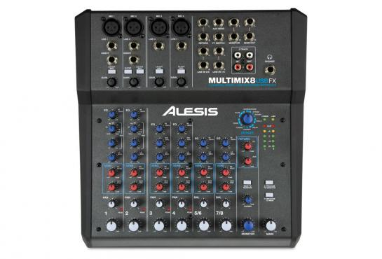 Alesis Multimix 8 USB FX: 1