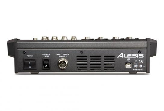 Alesis Multimix 8 USB FX: 3