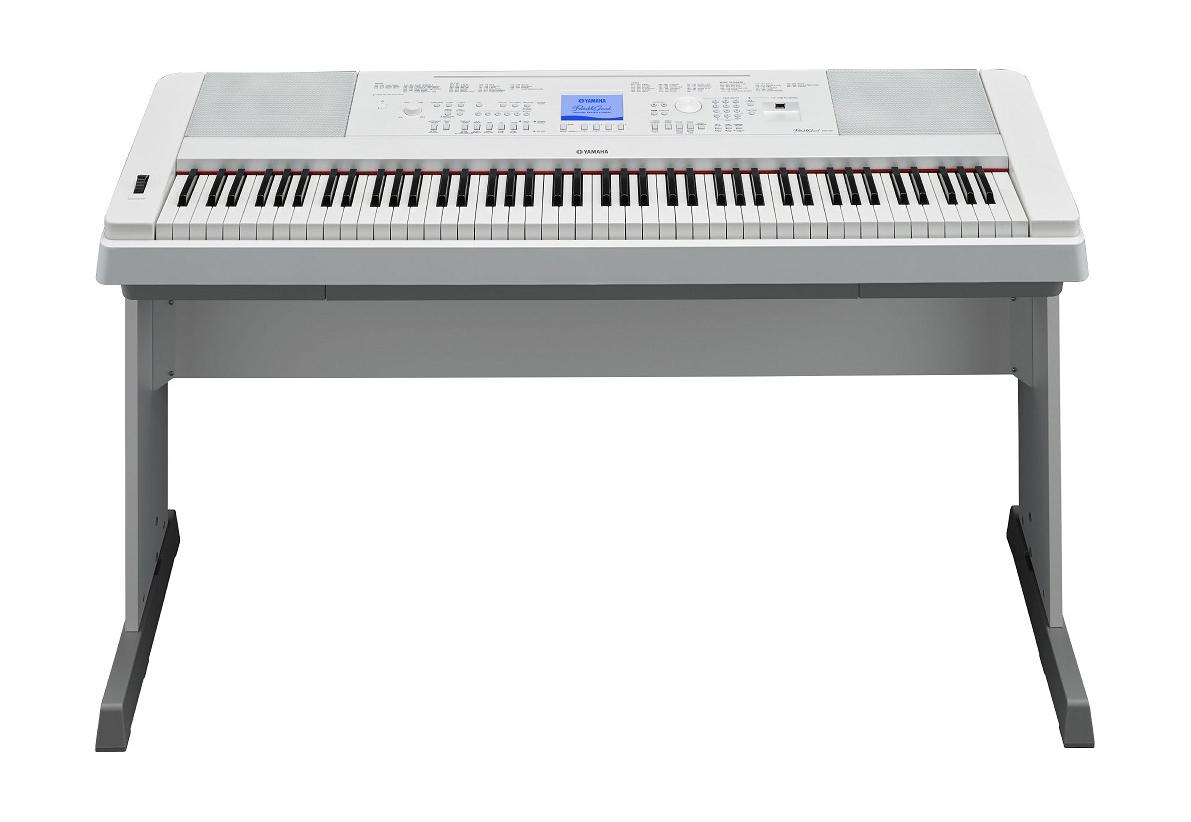 Основные особенности синтезатора yamaha dgx640c