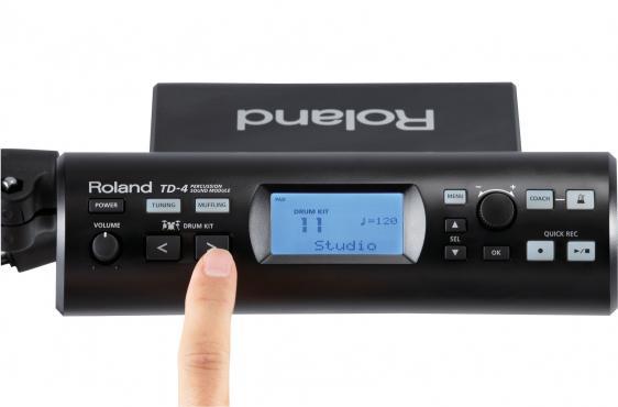 Roland TD-4KP: 2