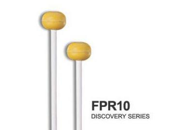 Pro-Mark FPR10 DSICOVERY / ORFF SERIES - YELLOW SOFT RUBBER: 1