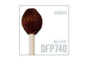 Pro-Mark DFP740 DAN FYFFE - BIRCH MEDIUM HARD YARN: 1